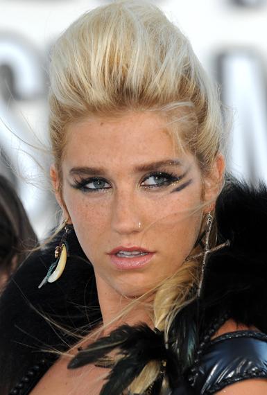MTV Awards Kesha 2011