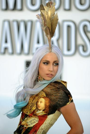 Lady Gaga MTV Awards
