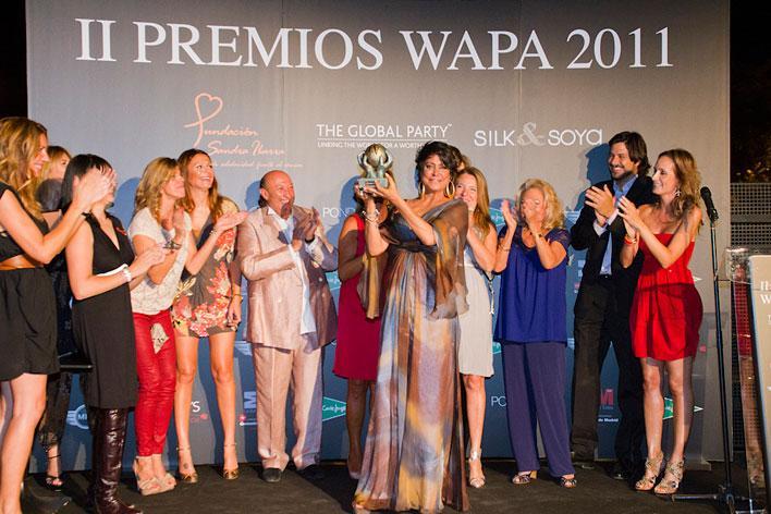 Premios Solidarios Wapa 2011