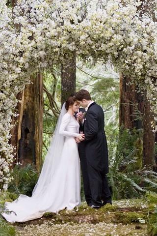 vestido boda Bella