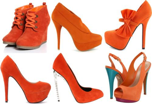 Zapatos Pumpkin