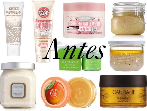 productos después del sol