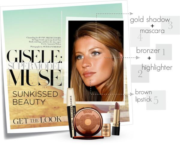 Get the Look Sunkissed Beauty Edition