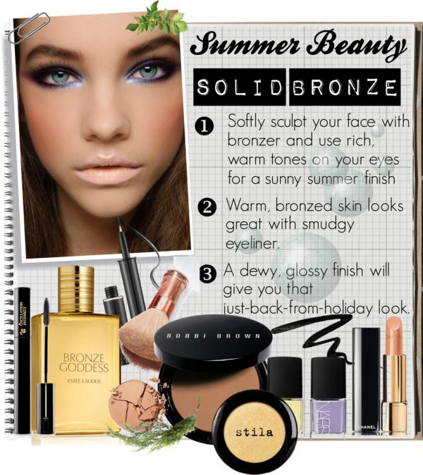 Summer Beauty: Solid Bronze