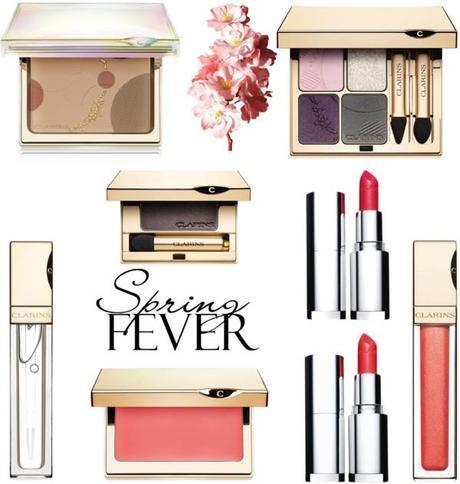 maquillaje Clarins primavera