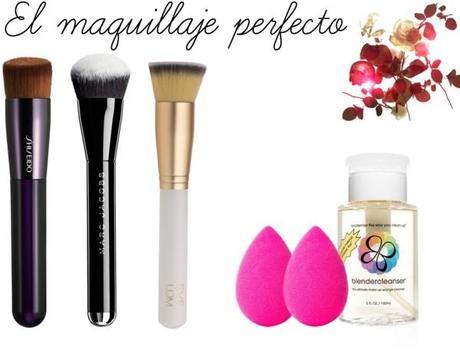 herramientas para un maquillaje duradero