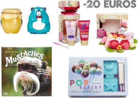 regalos por menos de 20 euros