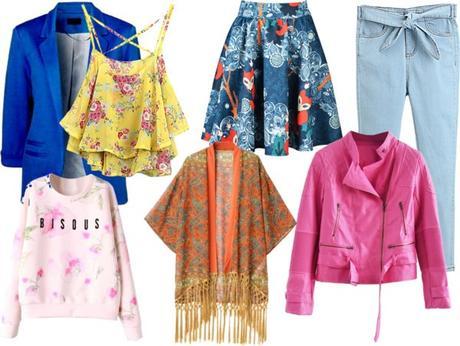 compras de primavera en Choies
