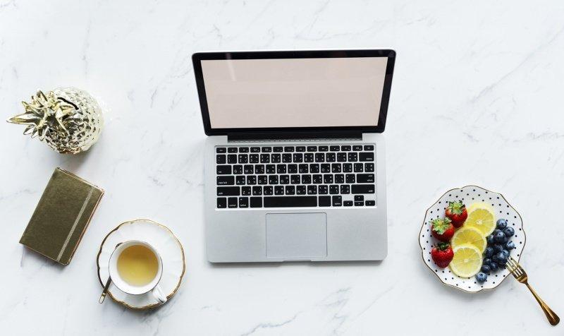 oficina blogger perfecta
