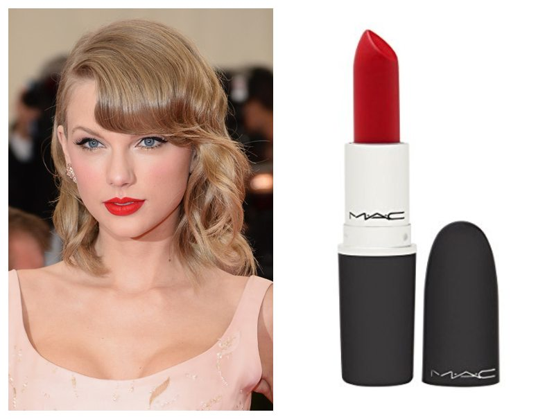 Ruby Woo de Mac