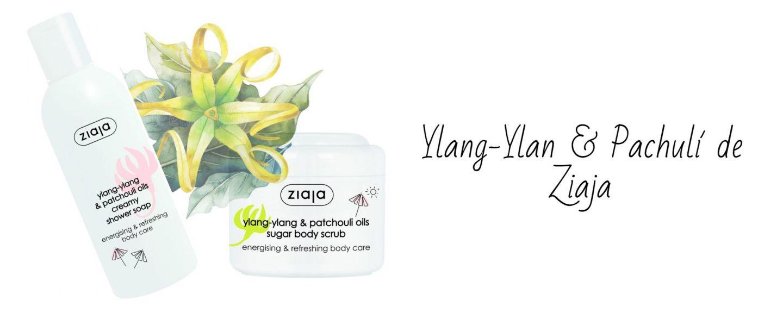 Ylang-Ylan & Pachulí de Ziaja